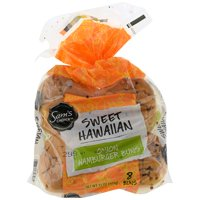 Sam's Choice Sweet Hawaiian Onion Hamburger Buns, 8 count, 15 oz