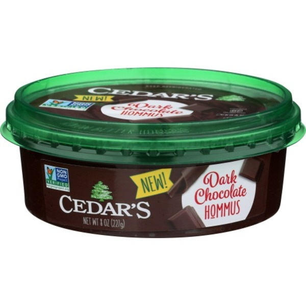 Cedar Hommus, Dark Chocolate