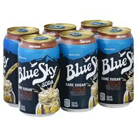 Blue Sky Cane Sugar Cola Soda