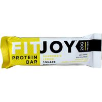 FitJoy Protein Bar, Grain Free, Grandma's Lemon Square