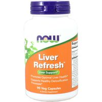Now Liver Detoxifier & Regenerator A Dietary Supplement