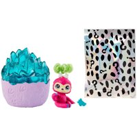 Cave Club Dino Baby Crystals, Surprise Pet with Accessories and Slime or Sand (Styles May Vary)