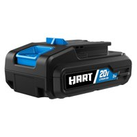 HART 20-Volt Lithium-Ion 2.0Ah Battery (Charger Not Included)