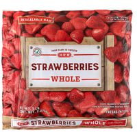H-E-B Frozen Strawberries No Sugar Added