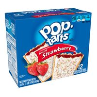 Kellogg's Pop-Tarts Breakfast Toaster Pastries Frosted Strawberry