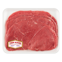 Beef Sirloin Tip Steak Thin, 0.85 - 1.61 lb