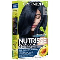 Nutrisse® Ultra Color Hair Color, Permanent, Ultra Color, Midnight Iris IN1