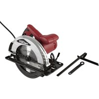 Hyper Tough 12-Amp 7-1/4-Inch Circular Saw With Steel Shoe, AQ10019G