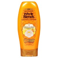Garnier Whole Blends Moroccan Argan & Camellia Oils Extracts Illuminating Conditioner - 22 fl oz