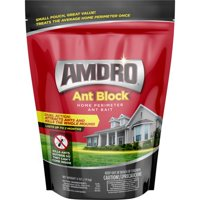 Amdro Ant Block Home Perimeter Ant Bait and Ant Killer, 5 oz