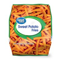 Great Value Sweet Potato Fries, 20 oz