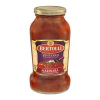 Bertolli Vineyard Marinara with Merlot Wine Sauce