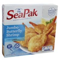 Seapak Shrimp Co. Oven Crispy Butterfly Jumbo Shrimp
