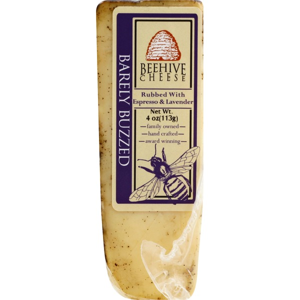 Beehive Cheese Co. Cheese, Barely Buzzed