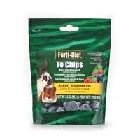 Forti-Diet Yo Chips Small Animal -- Berry 3.5 oz