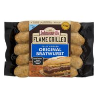 Johnsonville Flame Grilled Bratwurst Original