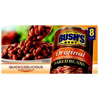 Bush's Baked Beans, 8 ct