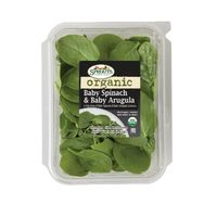 Sprouts Organic Baby Spinach & Baby Arugula