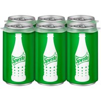Sprite Caffeine-Free Lemon-Lime Soda, 7.5 Fl. Oz., 6 Count