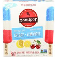 Good Pop Frozen Pops, Cherry + Lemonade