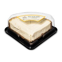 New York Style Cheesecake Slices - 4ct - Archer Farms™