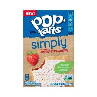 Pop-Tarts Frosted Harvest Strawberry Pastries - 8ct / 13.5oz