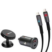 Monster Universal Smartphone Kit with Magnetic Mount and Charger