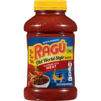 Ragu Old World Style Meat Flavored Pasta Sauce - 45oz