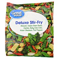Great Value Deluxe Stir-Fry, 20 oz