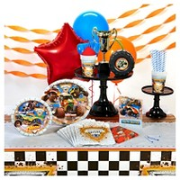 Monster Jam 3D Party Collection
