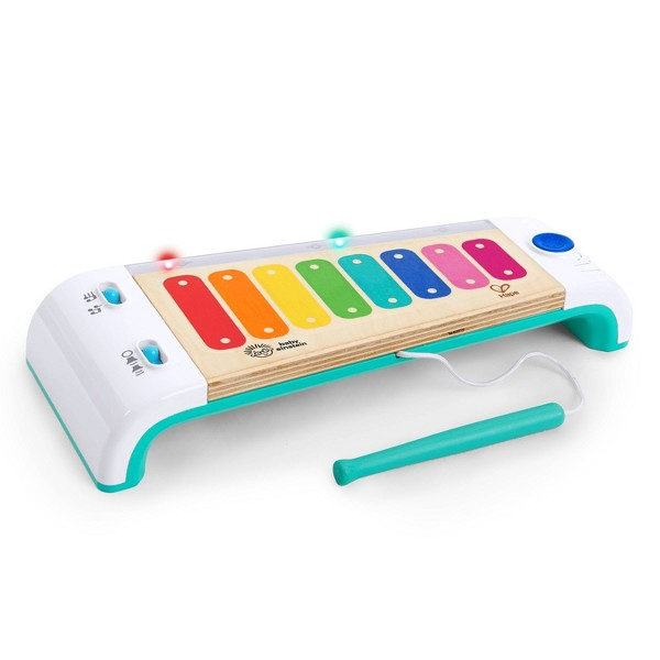Baby Einstein Magic Touch Xylophone Wooden Musical Toy with Lights