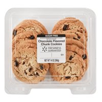 The Bakery Sugar Free Chocolate Chunk Cookies, 14oz