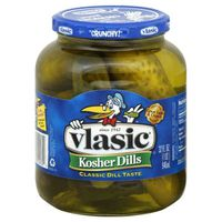 Vlasic Kosher Dill Wholes