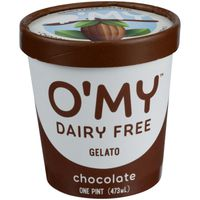 O My Gelato, Dairy Free, Chocolate