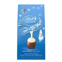 Lindt Holiday Chocolate Snowmen Mini Bag - .8 oz