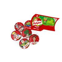 Mini Babybel Original Semisoft Cheese, 6ct