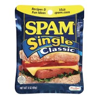 Hormel Spam Classic Single - 3oz