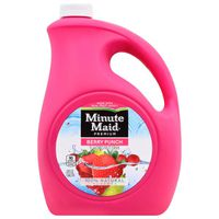 Minute Maid Fruit Drink, Berry Punch Flavored