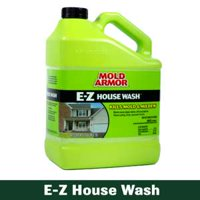 MOLD ARMOR E-Z House Wash – Mold and Mildew Cleaner – 1 Gallon