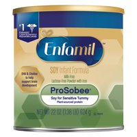 Enfamil ProSobee Soy-Based, Lactose-Free Infant Formula Powder - 22 oz Can