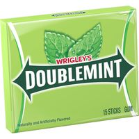 Doublemint Chewing Gum Single