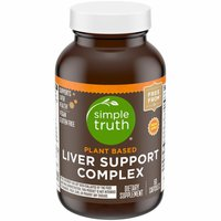 Simple Truth Plant Based Liver Support Complex Dietary Supplement Capsules