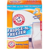 Arm & Hammer Baking Soda Fridge-n-Freezer Odor Absorber, 14 oz.
