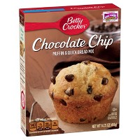 Betty Crocker Chocolate Chip Muffin and Quick Bread Mix - 16.4oz