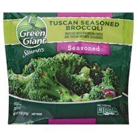 Green Giant® Steamers Tuscan Seasoned Broccoli 11 oz. Bag