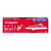 Colgate Toothpaste, Anticavity Fluoride, Sparkling White, Sparkling Mint