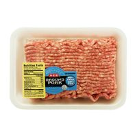 H-E-B Ground Pork