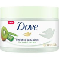 Dove Body Scrub Kiwi & Aloe