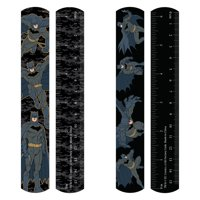 Batman Slap Bracelet, 4 Count