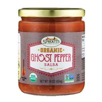 Sprouts Organic Ghost Pepper Salsa